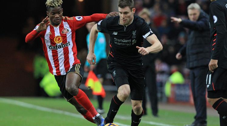 Liverpool kaçtı, Sunderland yakaladı! (ÖZET)