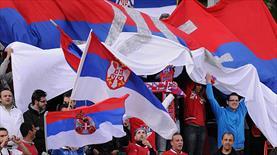 Futbolculara Sırbistan uyarısı