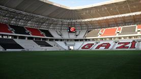 Gaziantepspor, Antalyaspor maçıyla yeni stadına geçiyor