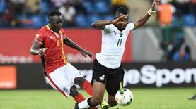 John Boye'lu Gana iyi başladı