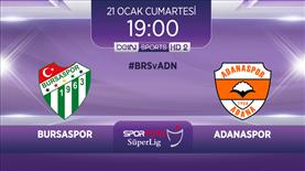 Bursaspor -  Adanaspor
