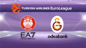 Emporio Armani Milan-Galatasaray Odeabank