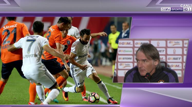 Riekerink:'Fenerbahçe-Başakşehir maçı berabere bitsin isterim''