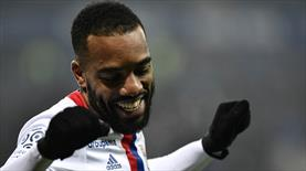 Lacazette'in son kurbanı Marsilya! (ÖZET)