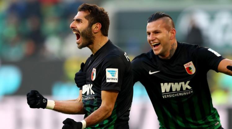 Wolfsburg-Augsburg: 1-2