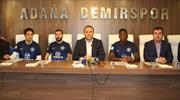 Adana Demirspor'dan 2 imza birden
