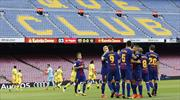 Sessiz maçta Barça sonradan açıldı (ÖZET)