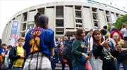 Barcelona neden seyircisiz oynadı?