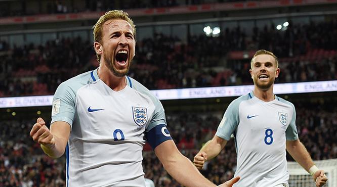 İngiltere'ye Rusya bileti Harry Kane'den (ÖZET)