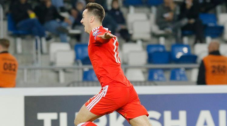 Galler Bale'siz de kazandı (ÖZET)