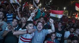 Mısır'da büyük coşku!