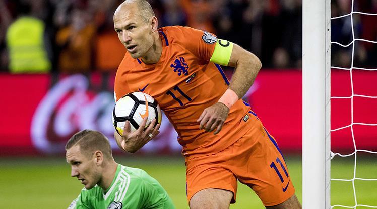 Mucize Gerçekleşmedi Hollanda Havlu Attı Trbeinsportscom
