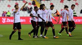 Sivasspor kupada fire vermedi