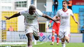 Kardemir Karabükspor-Demir Grup Sivasspor: 0-1 (ÖZET)