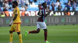 Trabzonspor: 24 - Kayserispor: 7