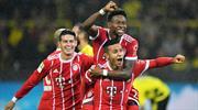 Dev maçta kazanan Bayern