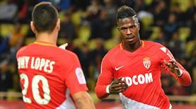 Monaco, Guingamp'a patladı: 6-0! (ÖZET)