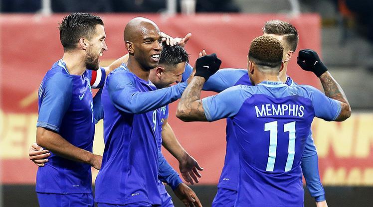 Babel attı, Beşiktaş'taki sevincini tekrarladı