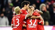 Bayern koptu gidiyor