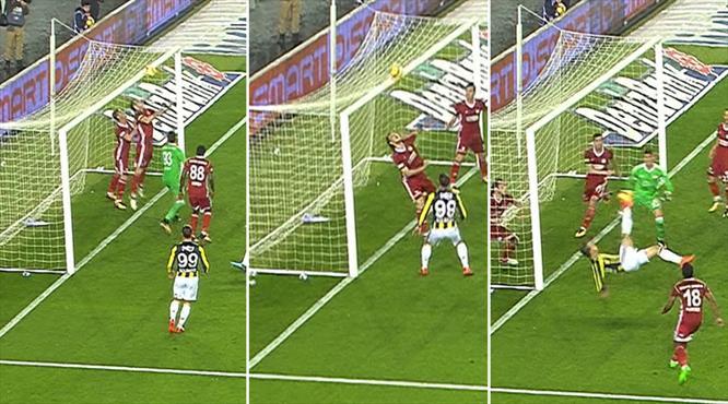 Bu gol uzun yıllar unutulmayacak! 2 direk ve Soldado'dan bitiriş...