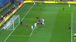 Trabzon'da sürpriz gol!