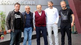 Çalımbay'dan Rizespor'a ziyaret