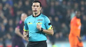 Lazio - Vitesse maçı Palabıyık'ın