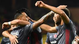 Tosun Paşa ve Q7 UEFA'nın manşetinde!