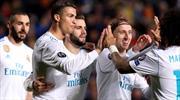Ronaldo ve Benzema şov yaptı! Real'den yarım düzine gol