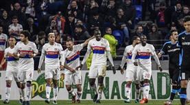 Lyon coştu bir kere! 4-0!