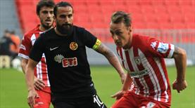 Eskişehir'den gol yağmuru! (ÖZET)