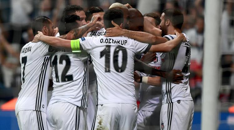 İşte Beşiktaş'ın muhtemel rakipleri!