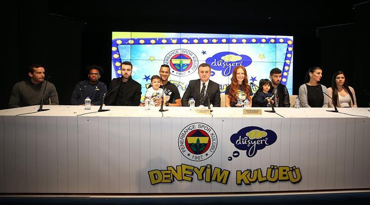 Fenerbahçe Düşyeri Kulübü açıldı