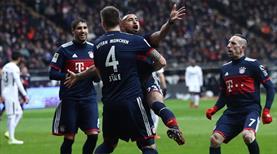 Bayern'den tek gol, üç puan