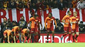 Galatasaray kupa rövanşında
