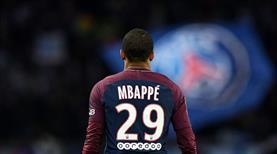 Mbappe Bolt'a meydan okudu