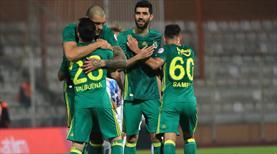 Fenerbahçe şovla turladı