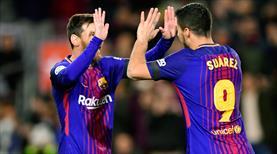 El Clasico öncesi Barça şov (ÖZET)