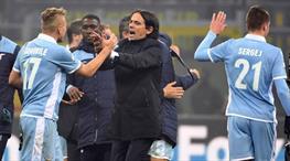 Giuseppe Meazza muharebesinden Lazio çıktı