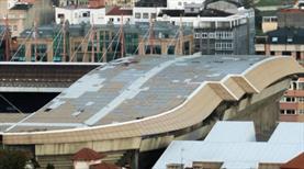 LaLiga'ya rüzgar molası! Çatı hasar gördü, maç ertelendi...