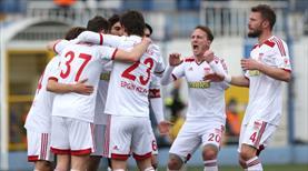 Çeyrek finale ilk bilet Sivasspor'un