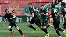 İşte Akhisar Belediyespor - Çaykur Rizespor maçının özeti
