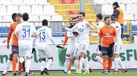 Kasımpaşa - M. Başakşehir maçının özeti burada!