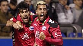 Çanlar Deportivo için çalıyor! (ÖZET)