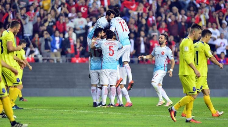 Kosova-Türkiye maçı Arnavutluk'ta!