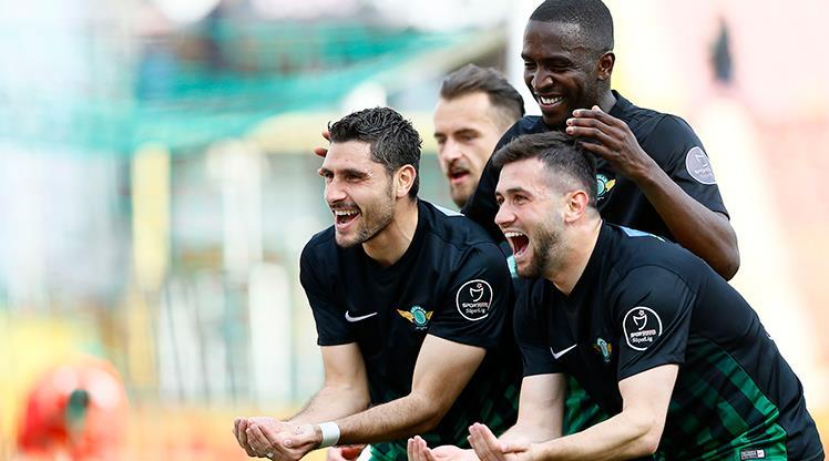 Akhisar Belediyespor-Antalyaspor: 3-0 (ÖZET)