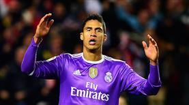 Real Madrid'de Varane şoku