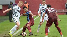 Trabzonspor: 16  Konyaspor: 9