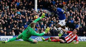 Everton kazandı, Lukaku tarih yazdı! (ÖZET)