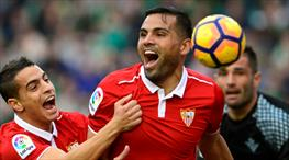 Sevilla'nın nefesi Real Madrid'in ensesinde! (ÖZET)